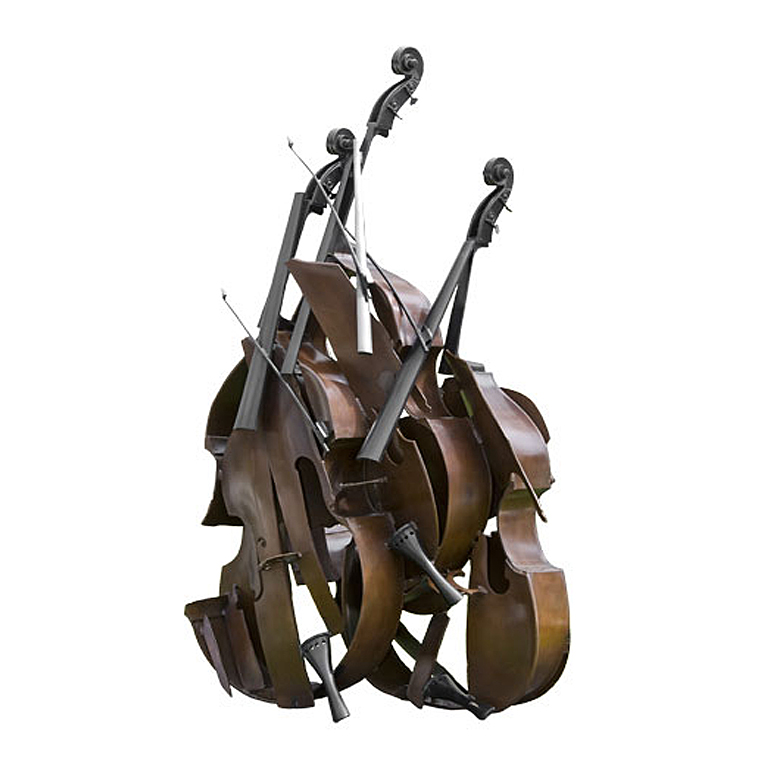Being-Beautous-II-Bronze-220x125x80cm-2 - ARMAN - Galeries Bartoux