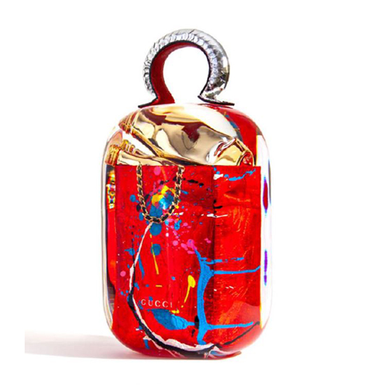 Paper Bag - Wild Side - ALLARD FRED - Galeries Bartoux