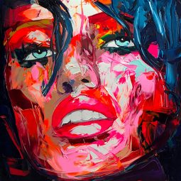 Oxana - NIELLY FRANCOISE - Galeries Bartoux