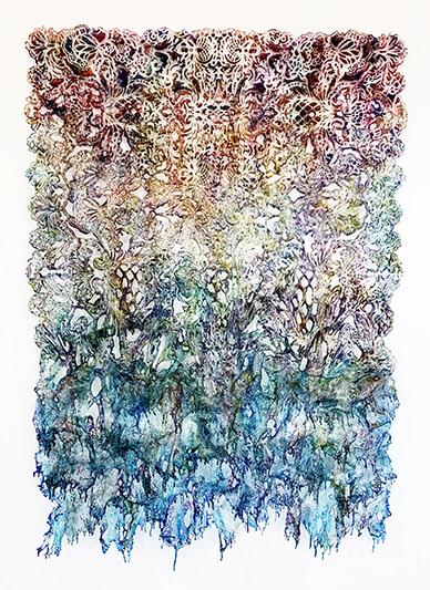 Liquid Lace - ANNALU - Galeries Bartoux