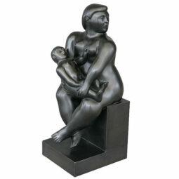 Maternita - BOTERO FERNANDO - Galeries Bartoux