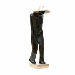 Handsfree Shiny black - LOTHAR - Galeries Bartoux