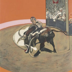 Etude pour une Corrida - BACON FRANCIS - Galeries Bartoux