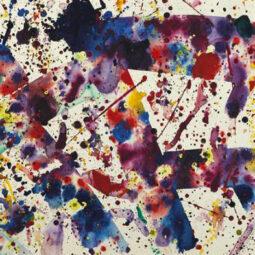 Sans titre - FRANCIS SAM - Galeries Bartoux