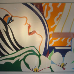 Bedroom face 41 - WESSELMANN TOM - Galeries Bartoux