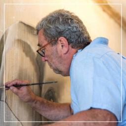 Thierry Bisch – opens his studio - Galeries Bartoux