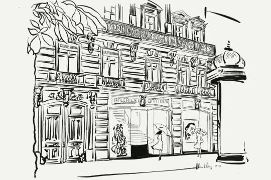 Les Galeries Bartoux à Matignon - Galeries Bartoux