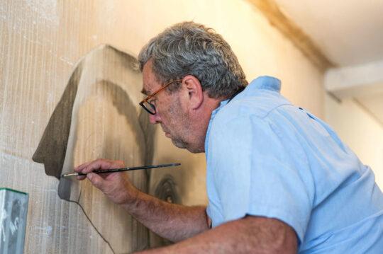 Thierry Bisch - Ouvre les portes de son atelier - Galeries Bartoux
