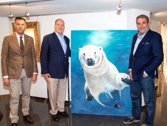 Save The Ocean - Galeries Bartoux