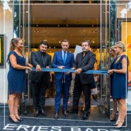 New opening Galerie Bartoux Monaco - Galeries Bartoux