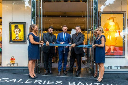 Les Galeries Bartoux à Monaco - Galeries Bartoux
