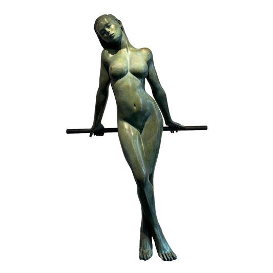 Le Jardin secret - DEVILLE CHABROLLE MARIE-PAULE - Galeries Bartoux