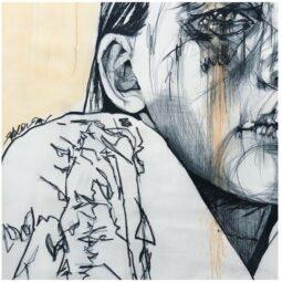 Dessin triste - SOCO - Galeries Bartoux