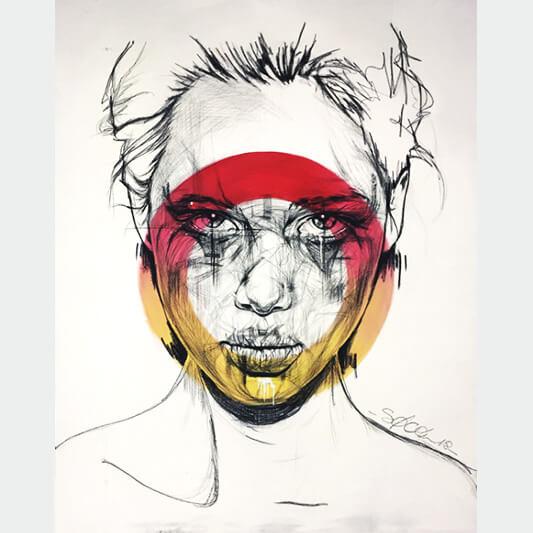 Rising Sun - SOCO - Galeries Bartoux