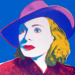 Ingrid with hate - WARHOL ANDY - Galeries Bartoux