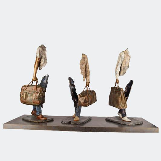 Trilogie - CATALANO BRUNO - Galeries Bartoux