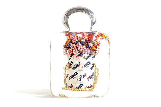 Ice It Bag Fendi - ALLARD FRED - Galeries Bartoux