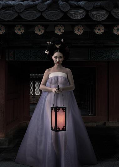 Joseon Dynasty Nude Series 18 - CHONG IL WOO - Galeries Bartoux