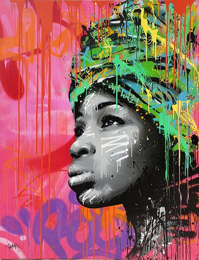 Luanda #2 - SEATY - Galeries Bartoux