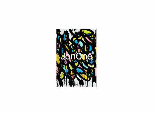 Nouveau livre de JonOne - Soirée de lancement à Matignon - Galeries Bartoux
