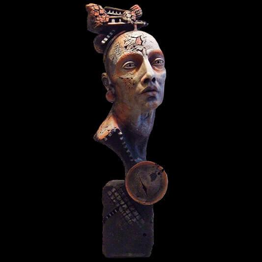 Lune de Jupiter - WEISSBERG GAELLE - Galeries Bartoux
