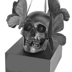 Crane noir - PASQUA PHILIPPE - Galeries Bartoux