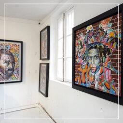 Urban Art Fair Solo Shows – Nowart - Galeries Bartoux
