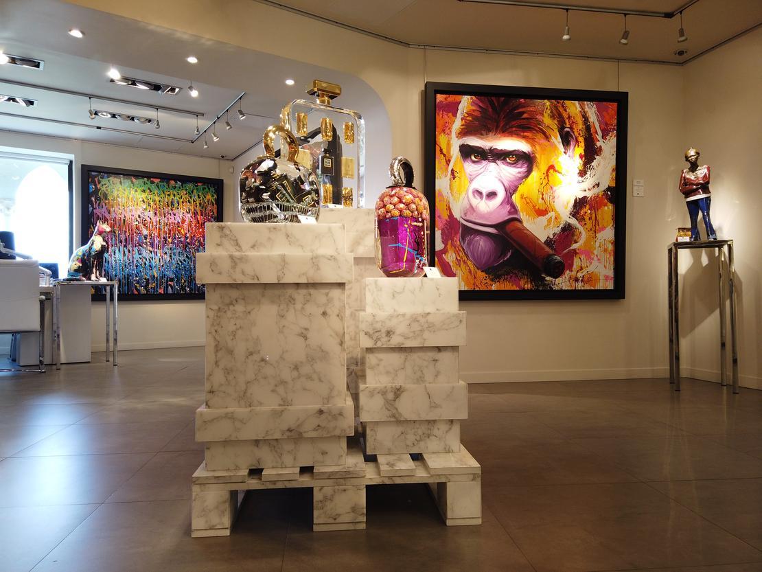 2-porte royale2_1 - SAINT-PAUL DE VENCE - Galeries Bartoux