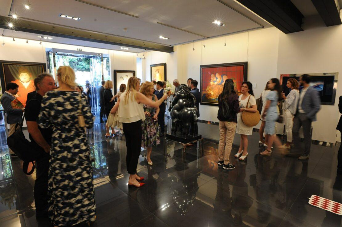 65043526_1511428985659799_5829756593457070080_o - Botero in Monaco - Galeries Bartoux