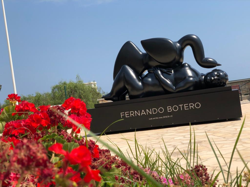 67341130_1535985246537506_1381828890523074560_o - Botero in Monaco - Galeries Bartoux