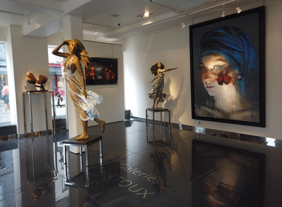DAUPHIN4_1 - HONFLEUR – DAUPHIN - Galeries Bartoux
