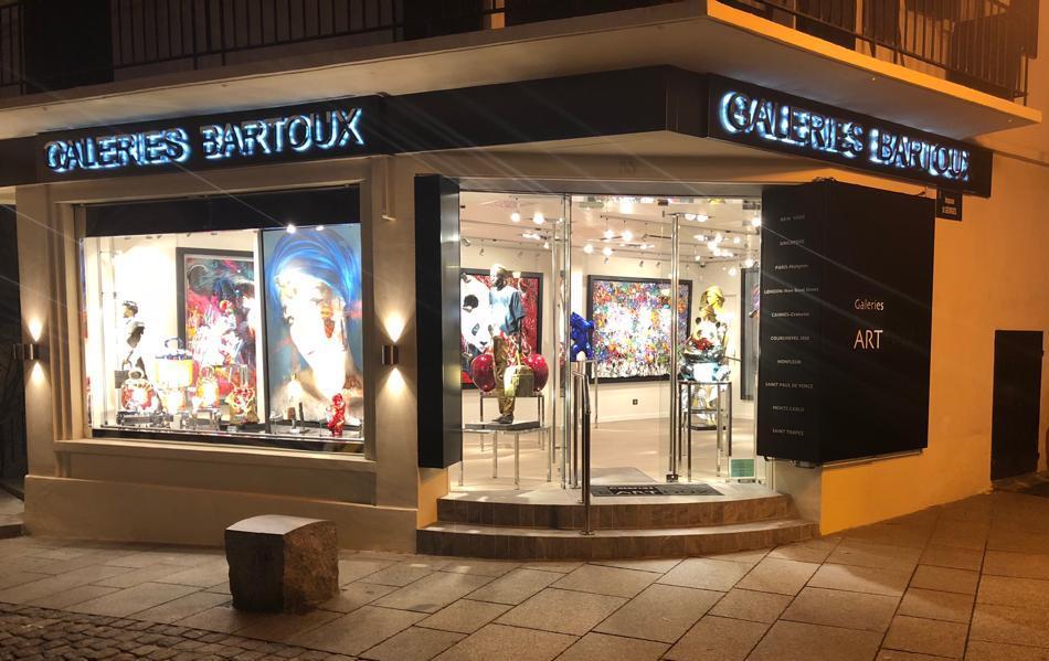 PHOTOS MEGEVE3_recadrer - MEGÈVE - Galeries Bartoux