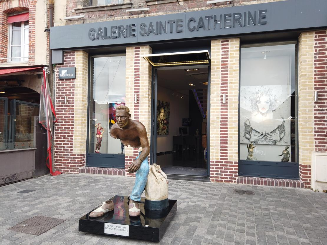 ST CATHERINE2_1 - HONFLEUR – STE-CATHERINE - Galeries Bartoux