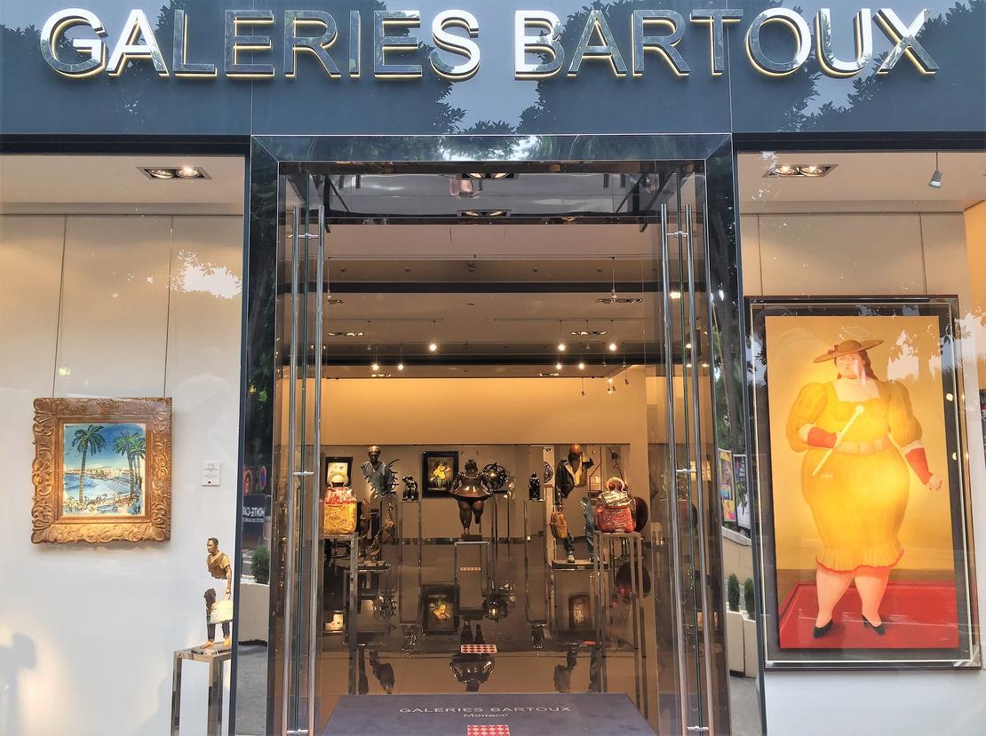 Vitrines_1 - MONACO - Galeries Bartoux