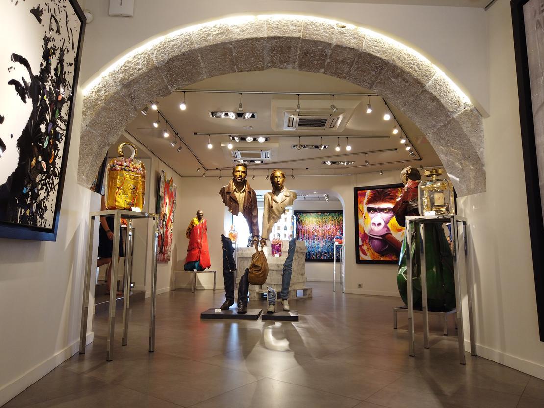 couv-porte royale4_1 - SAINT-PAUL DE VENCE - Galeries Bartoux