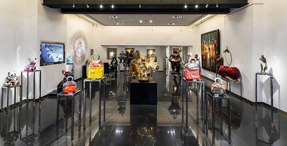 Galerie BARTOUX - MONACO - MONACO - Galeries Bartoux