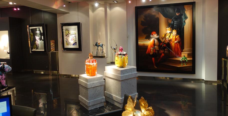 Galerie BARTOUX - CANNES CROISETTE - CANNES - Galeries Bartoux
