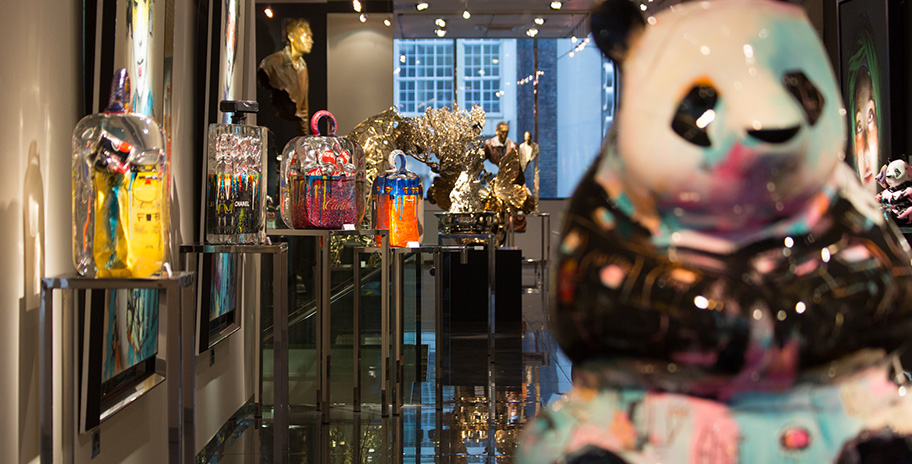 Galerie BARTOUX - MEGÈVE - MEGÈVE - Galeries Bartoux