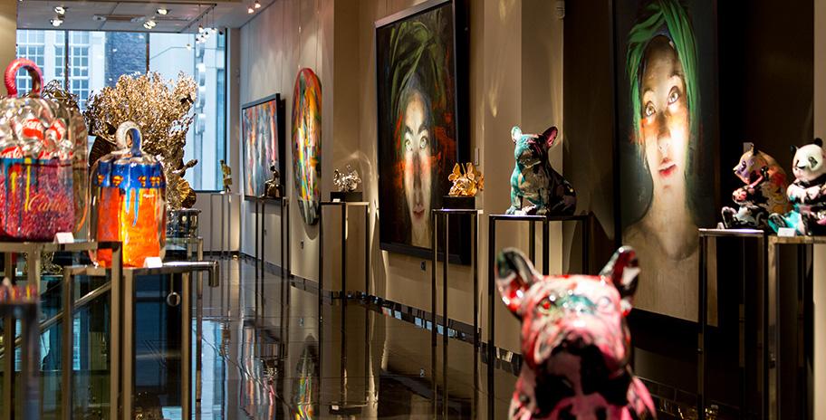Galerie BARTOUX - PORTE ROYALE - SAINT-PAUL DE VENCE - Galeries Bartoux