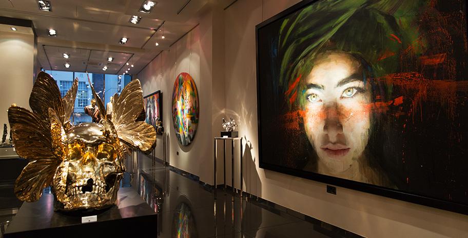 Galerie BARTOUX - SAINTE-CATHERINE - HONFLEUR – STE-CATHERINE - Galeries Bartoux