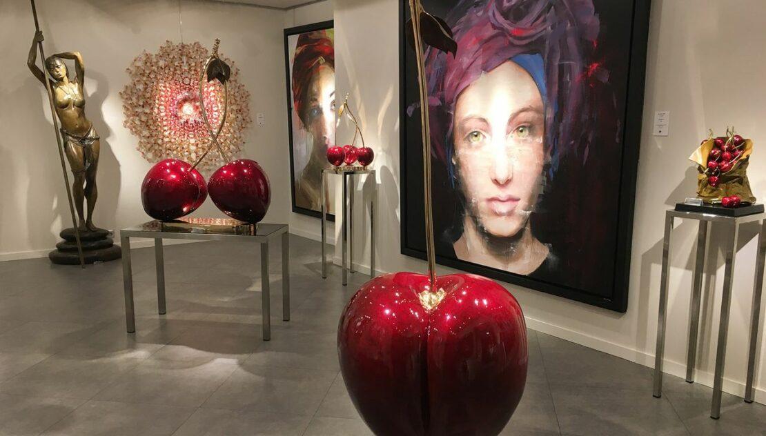 Galerie BARTOUX - VIEUX SAINT-PAUL - VIEUX SAINT-PAUL - Galeries Bartoux