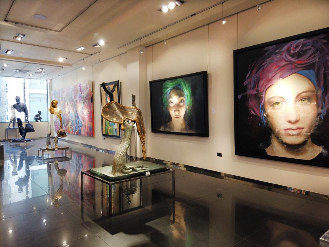 londres - LONDRES - Galeries Bartoux