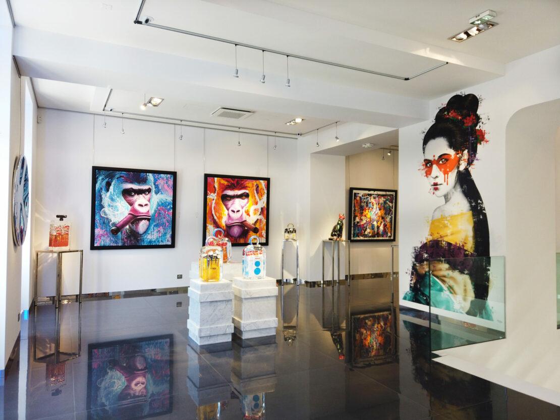matignon - PARIS - Galeries Bartoux
