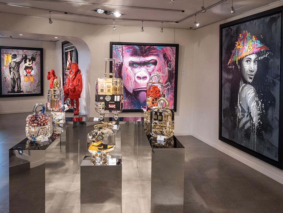 Galeries Bartoux - SAINT-PAUL DE VENCE - Galeries Bartoux