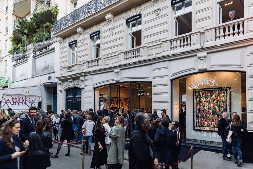 64606293_1504926426310055_755699001809960960_o - Jonone – The Night Show - Galeries Bartoux