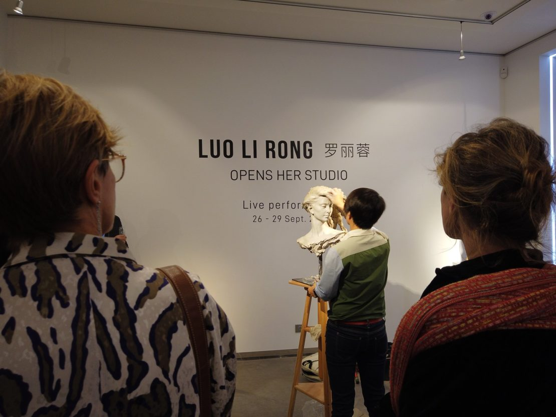 70849311_1593369497465747_6855773251965026304_o - Luo Li Rong – Live Performance - Galeries Bartoux