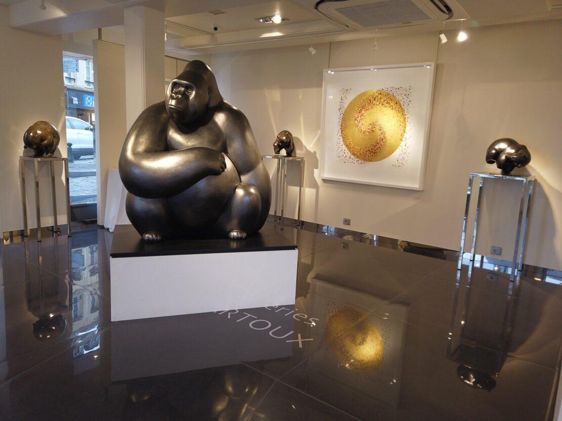 74585380_1632059453596751_5702447569460789248_o - 19ème édition artistique – Honfleur - Galeries Bartoux