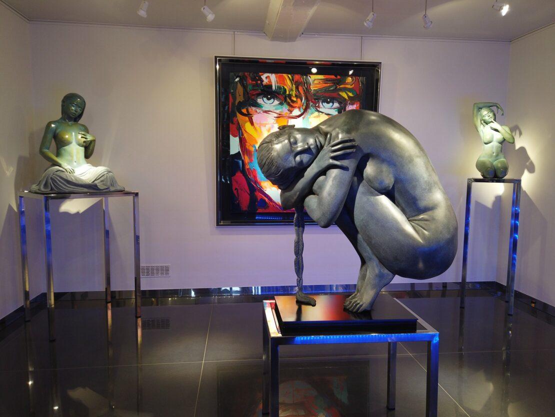 74913058_1632065343596162_4902489118644109312_o - 19ème édition artistique – Honfleur - Galeries Bartoux