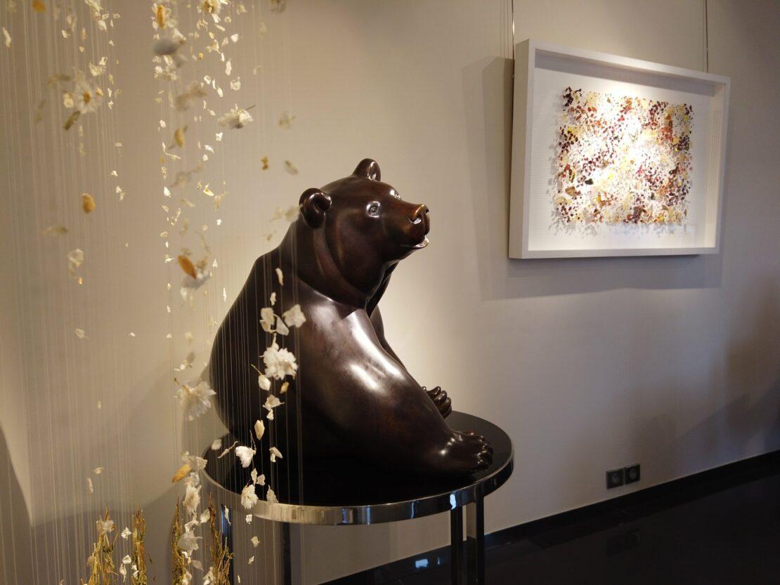 75412275_1632063940262969_551580311700373504_o - 19ème édition artistique – Honfleur - Galeries Bartoux
