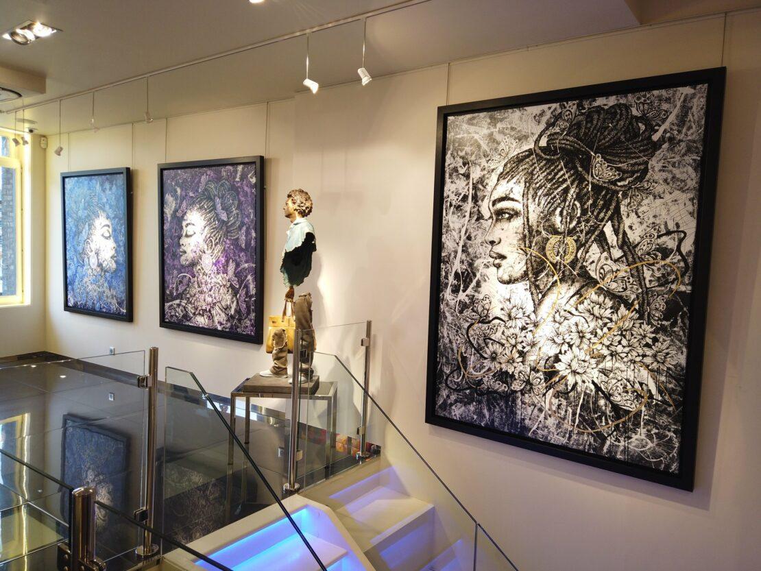 75594610_1632067516929278_7739922802769133568_o - 19ème édition artistique – Honfleur - Galeries Bartoux